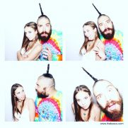 The Fat Jew entertaining at a sweet 16