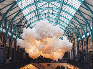 london covent garden balloons
