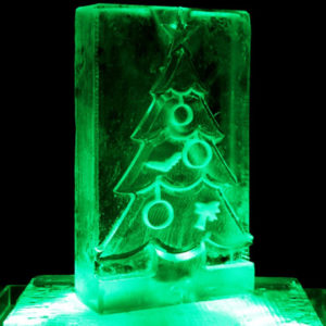 Holiday Party Ideas Vodka Luge