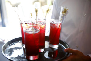 Bat Mitzvah Theme Signature Cocktail