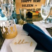 Sweet 16 Event Planner