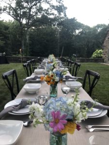 50th birthday party planner